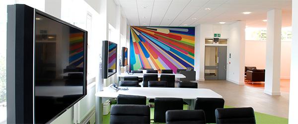 Study spaces image